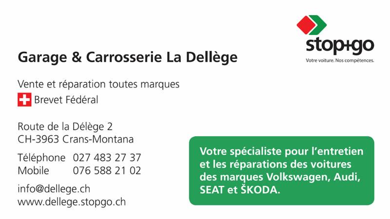 Garage & Carrosserie La Dellège