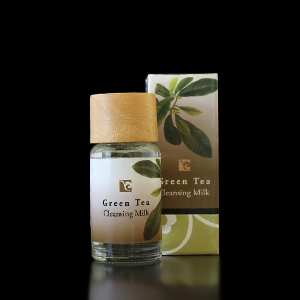 Lait démaquillant au thé vert – 30ml