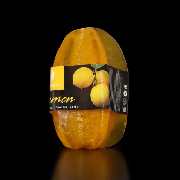 Savon étoile naturel au citron