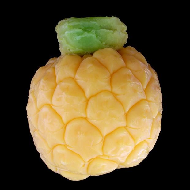 Savon fantaisie naturel ananas