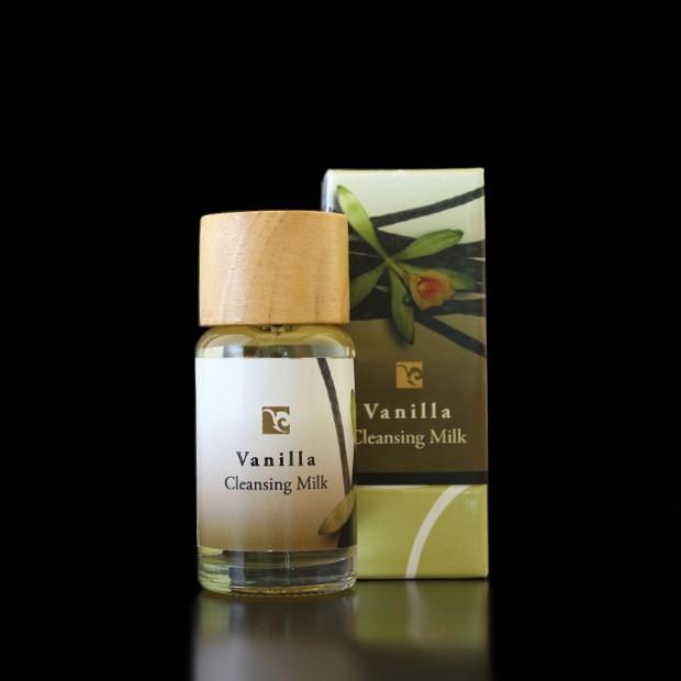 Lait démaquillant à la vanille– 30ml