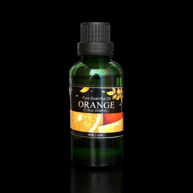 Huile essentielle pure d'orange
