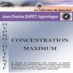 CD Concentration maximum