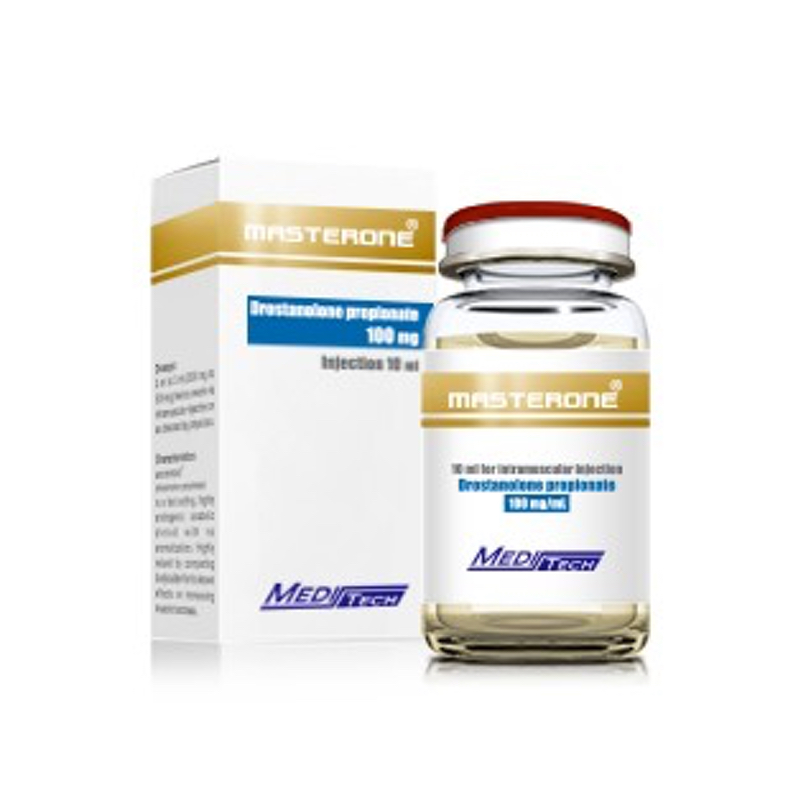 Masterone / Drostanolone Enanthate 200 Mg / Ml Meditech