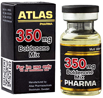 Boldenone Mix 350 10 Ml 350Mg/Ml Atlas Pharma