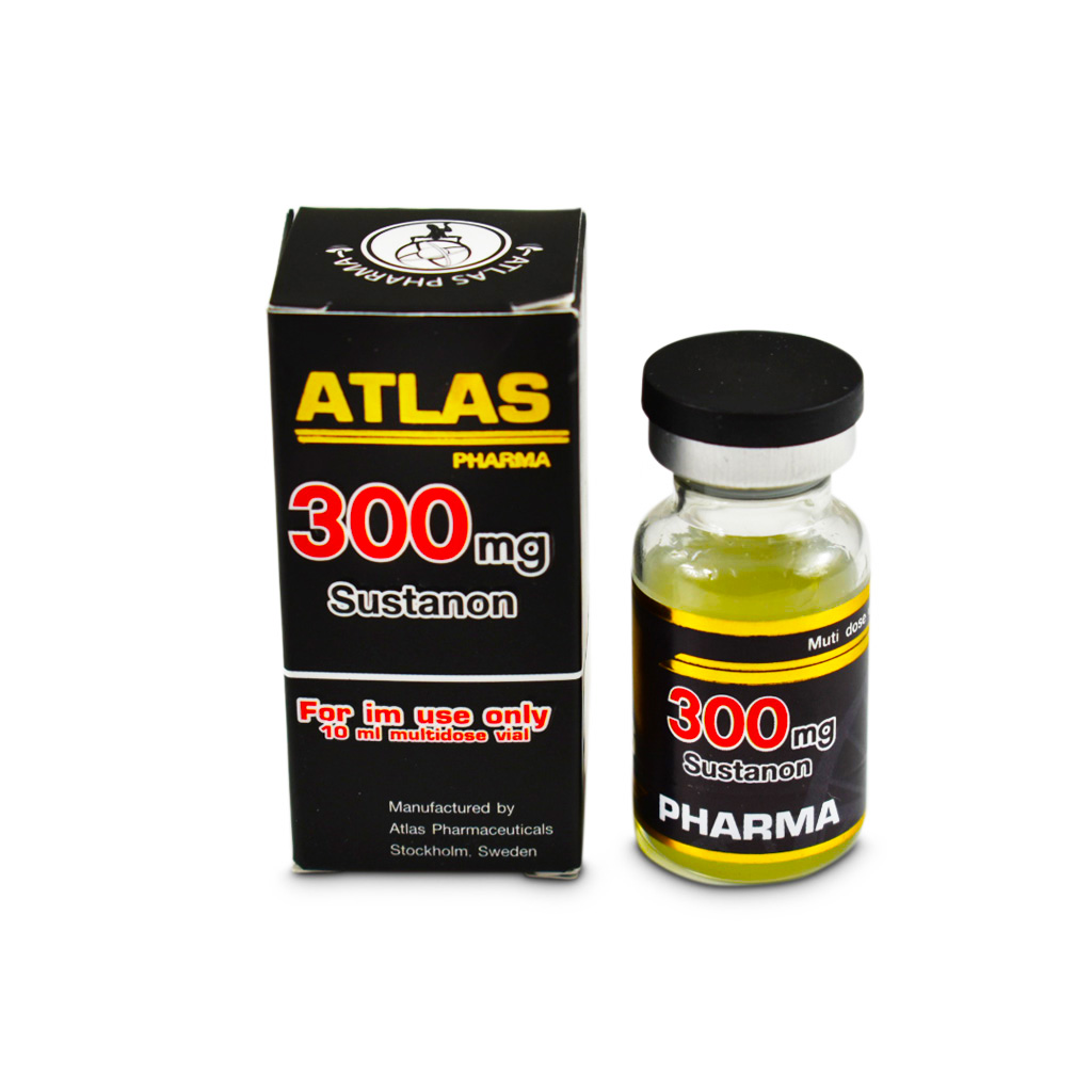 Sustanon 300 10 Ml 300Mg/Ml Atlas Pharma