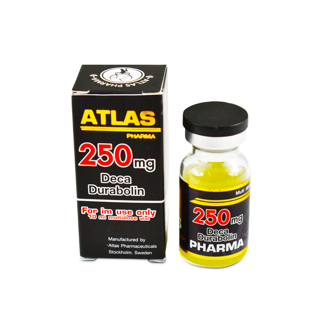 Deca-Durabolin 250 10 Ml 250 Mg/Ml Atlas Pharma