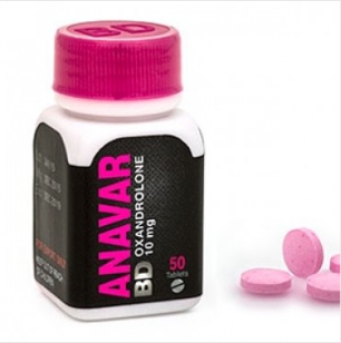 Anavar 10 mg 50 Tabs Black Dragon