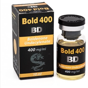 Boldenone undecylenate 400mg/ml 10 ml Black Dragon