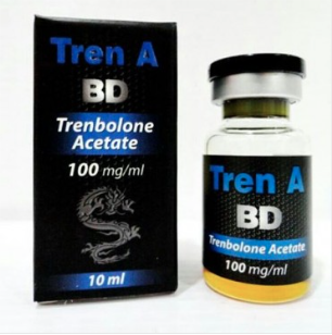 Trenbolone Acetate vial 10 ml 100 mg / ml Black Dragon