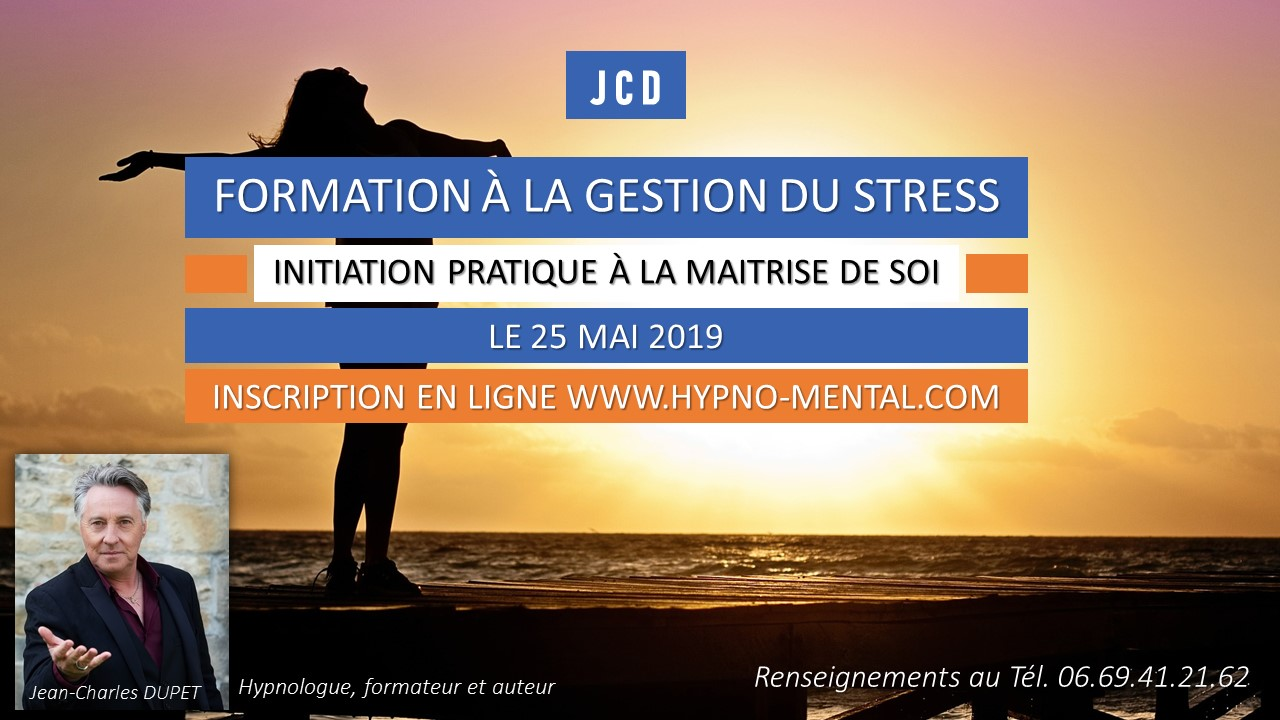 Initiation pratique à la Gestion du stress 90€
