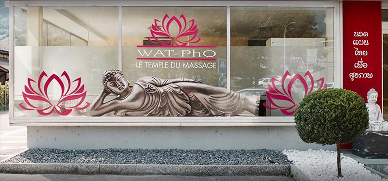 Massage à choix 60 min