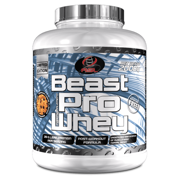 BEAST PRO WHEY LIMITED