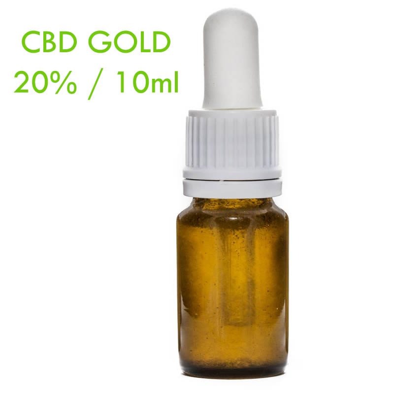 CBD Oil Gold 20% 10ML