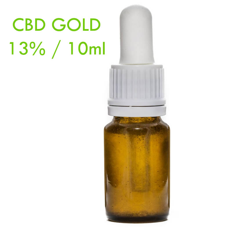 CBD Oil Gold 13% 10ML