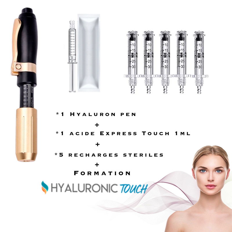 Pack Hyaluronic Touch