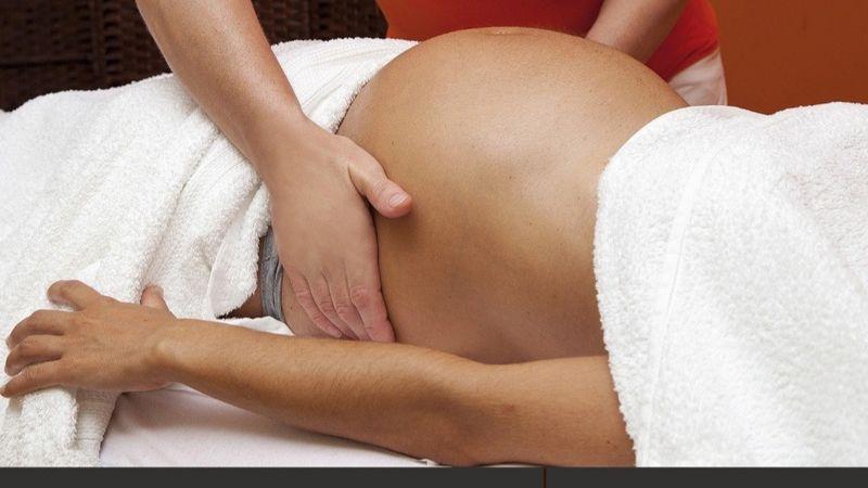 Massage pour femmes enceintes