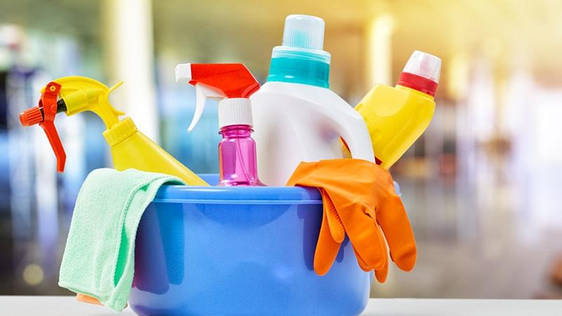 Forfait de nettoyage fin de bail appartement