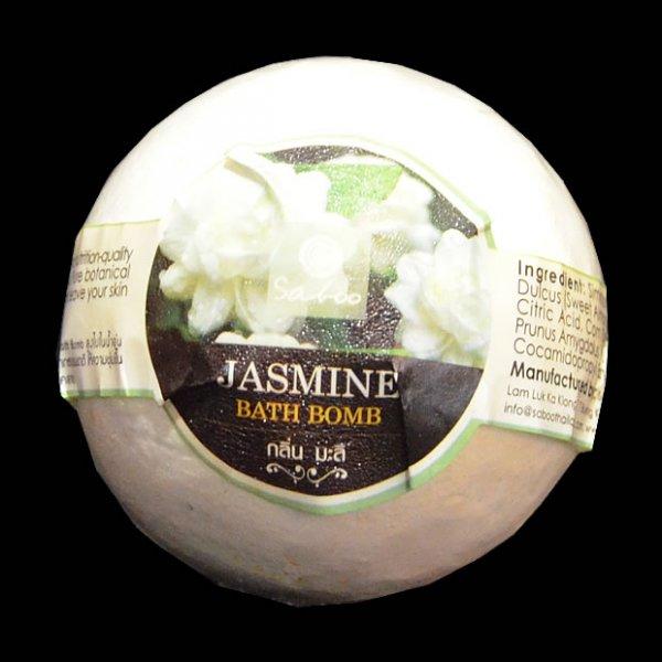 Bombe de bain au jasmin
