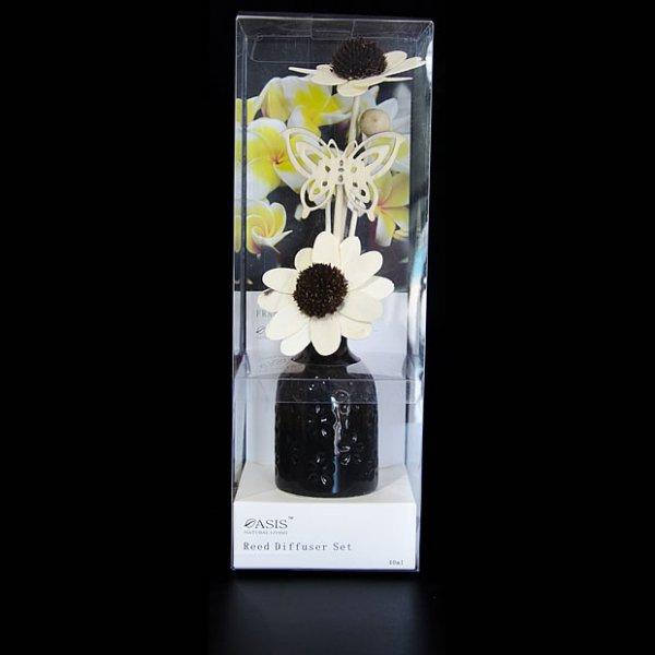 Diffuseur de parfum au frangipanier